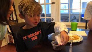 Mason Tries It: Kalamata Olives
