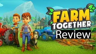 Farm Together Xbox One X Gameplay Review