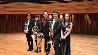 Brass Lightyear - Quintet No. 3 in D♭ Major
