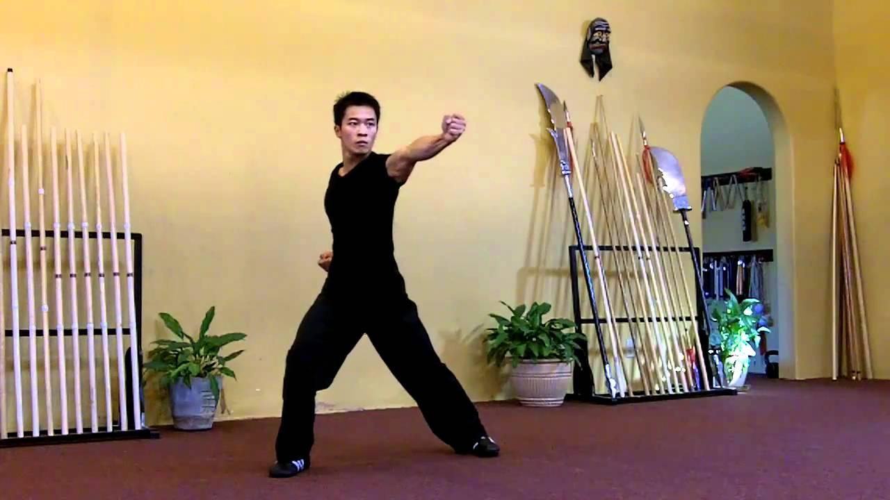 kung fu warm up excercise bow stance sun punch taekwondo karate marysville wa youtube. Black Bedroom Furniture Sets. Home Design Ideas