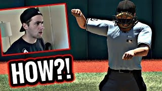 THE UMPIRE WANTED ME TO WIN?! MLB THE SHOW 17 BATTLE ROYALE