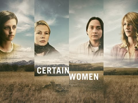 Certain Women official trailer
