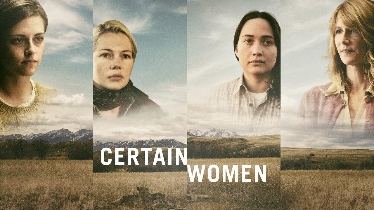 Imagini pentru certain women movie