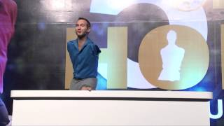 Message of Hope - Nick Vujicic