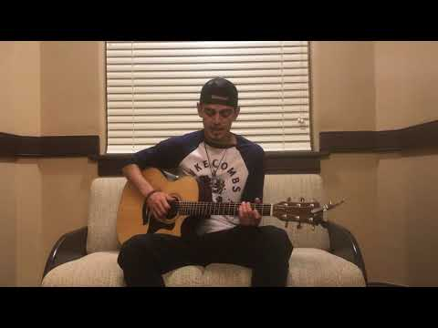 """Drunk Me"" By Mitchell Tenpenny Cover By Joe Noto"