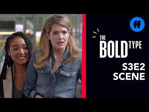 The Bold Type Season 3, Episode 2 | Sutton Goes Commando | Freeform