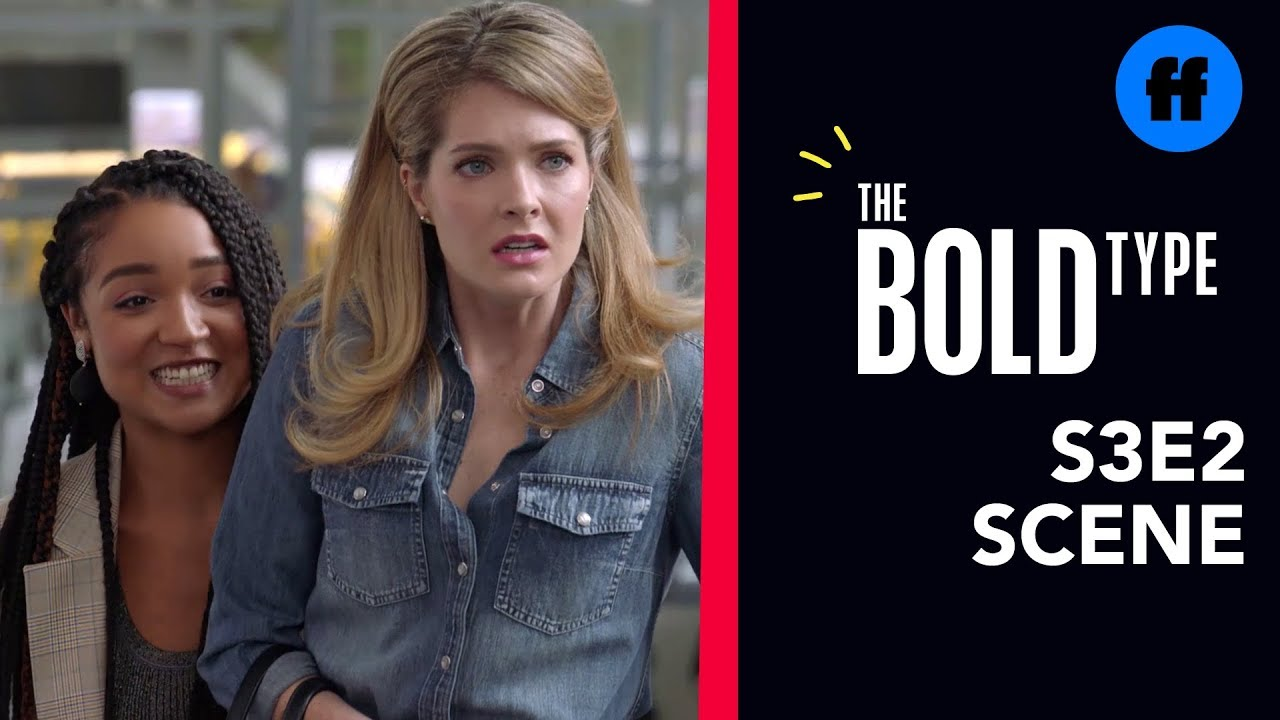 Download The Bold Type Season 3, Episode 2   Sutton Goes Commando   Freeform