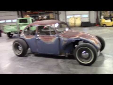 VW Rat Rod Walk Around