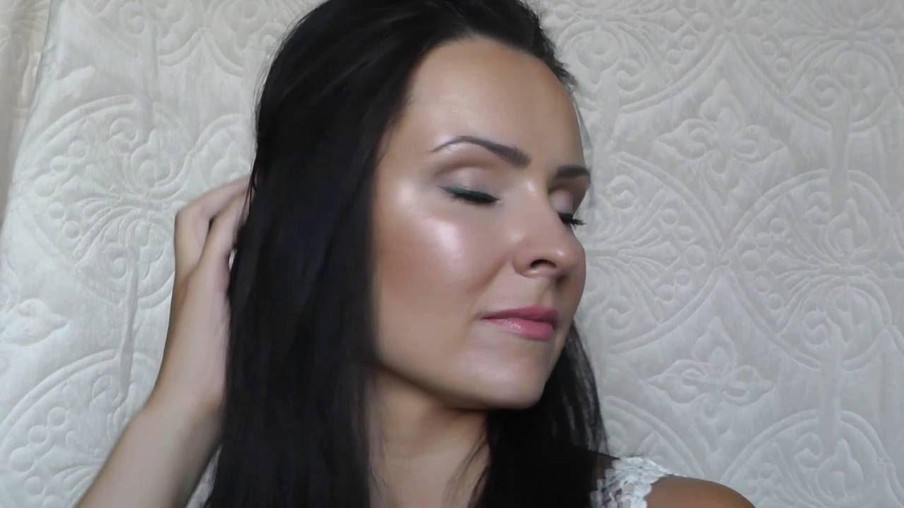 Dzienny Makijaż Rozświetlający Z Akcentem Na Oko Youtube