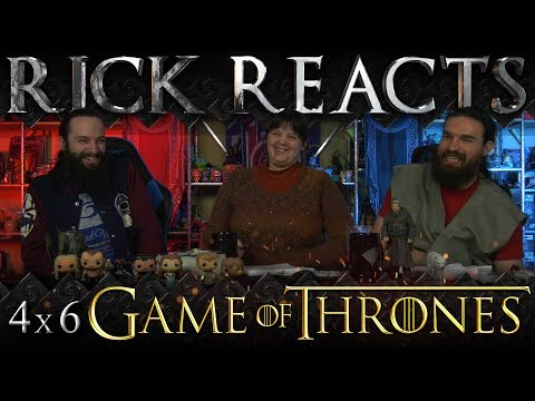 "RICK REACTS: Game of Thrones 4x6 ""The Laws of Gods and Men"""