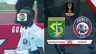 Persebaya Surabaya 2 - 2 Arema FC