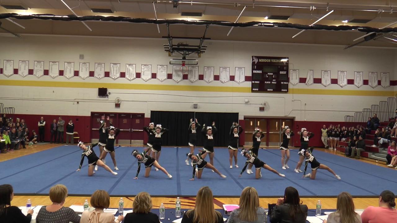 New york monroe county henrietta - Rush Henrietta Varsity Cheerleading Monroe County Feb 2017