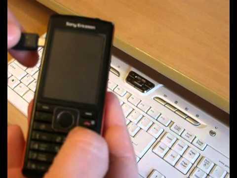 скачать драйвер для Sony Ericsson J108i - фото 2
