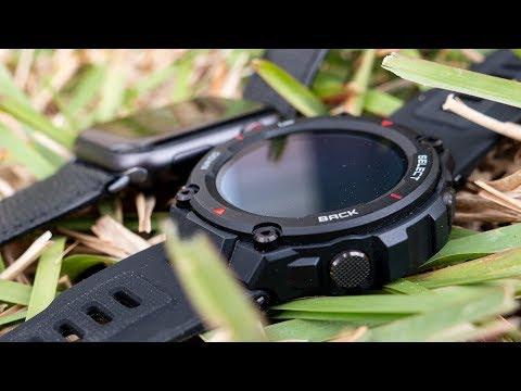 Amazfit T-Rex Vs Apple Watch - Best Smartwatch In 2020?