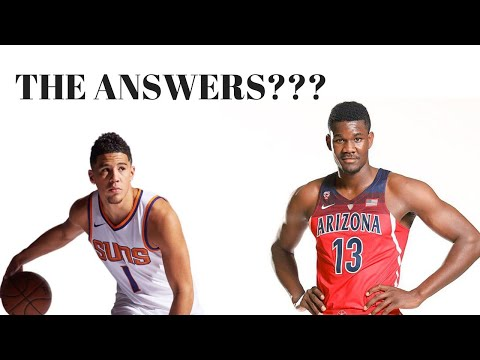 How The Suns Got The #1 Pick In The 2018 NBA Draft