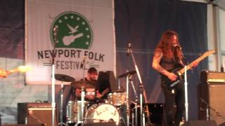 Strands of Oak (last song) at Newport Folk Festival 2015
