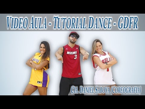 Video Aula - Tutorial Dance  GDFR - Cia. Daniel Saboya (Coreografia)