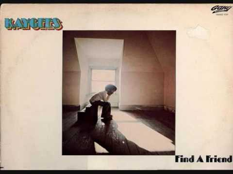 Kay Gees - Find A Friend LP 1976