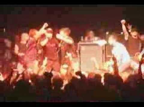 Hatebreed  I Will Be Heard  hellfest 2003
