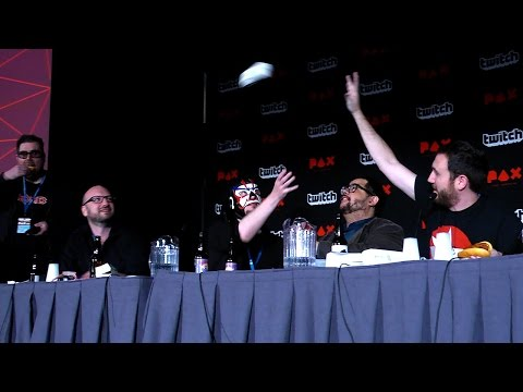 PAX East 2016: The Giant Bomb Panel