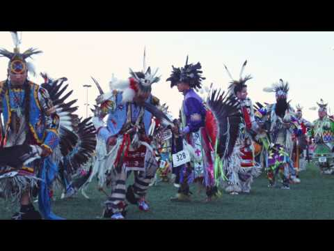 2017 Julyamsh 7PM Saturday Night Grand Entry
