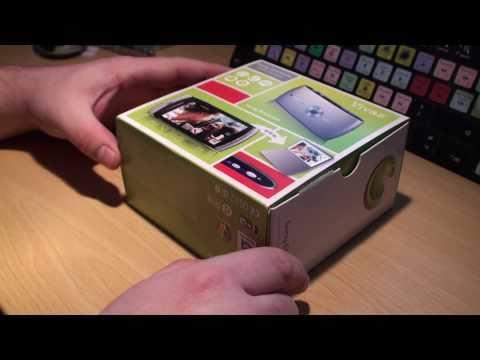 Unboxing Sony Ericsson Vivaz