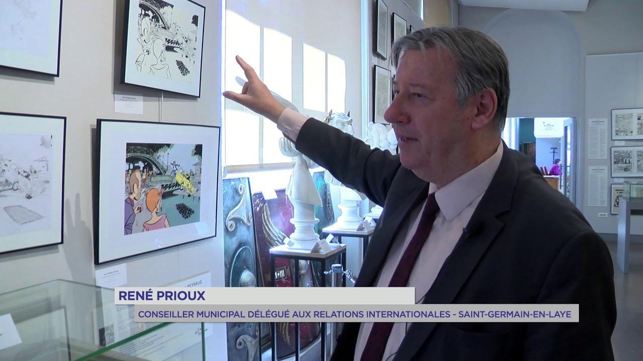 Yvelines | Saint-Germain-en-Laye : La bulle à l'européenne