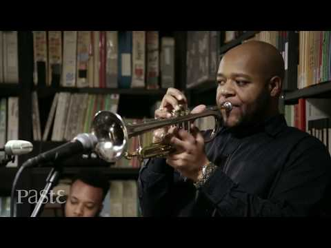 Butcher Brown live at Paste Studio NYC