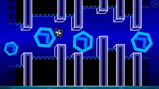 Geometry Dash Online Levels / Space Rift (CDLrobbuck)