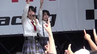 AKB48 チーム8 2015.7.19 富士スピードウェイ 服部有菜 推しカメ 会いた...