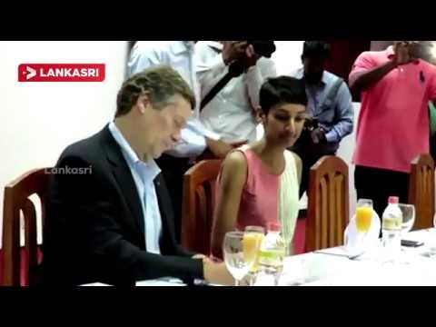 Toronto Mayer Visit In Jaffna