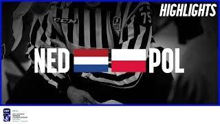 Netherlands vs. Poland | Highlights | 2019 IIHF Ice Hockey World Championship Division I Group B