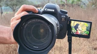 AWESOME PHOTOSHOOT WITH CANON 6D MARK II ON FIELD TEST | HINDI