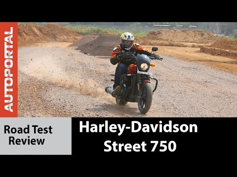 Harley-Davidson Street 750 Test Ride Review - Autoportal