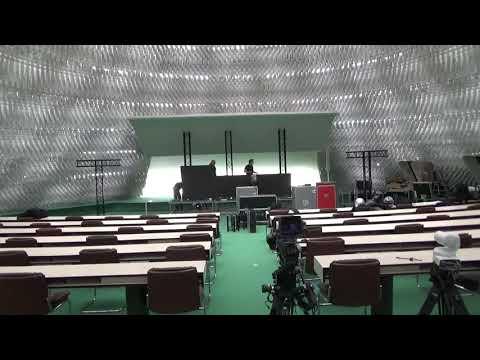Le montage de la Conférence nationale #ConferencePCF - PCF - Parti communiste français
