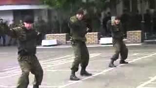 показуха 8 ОСН Русь ВВ МВД РФ