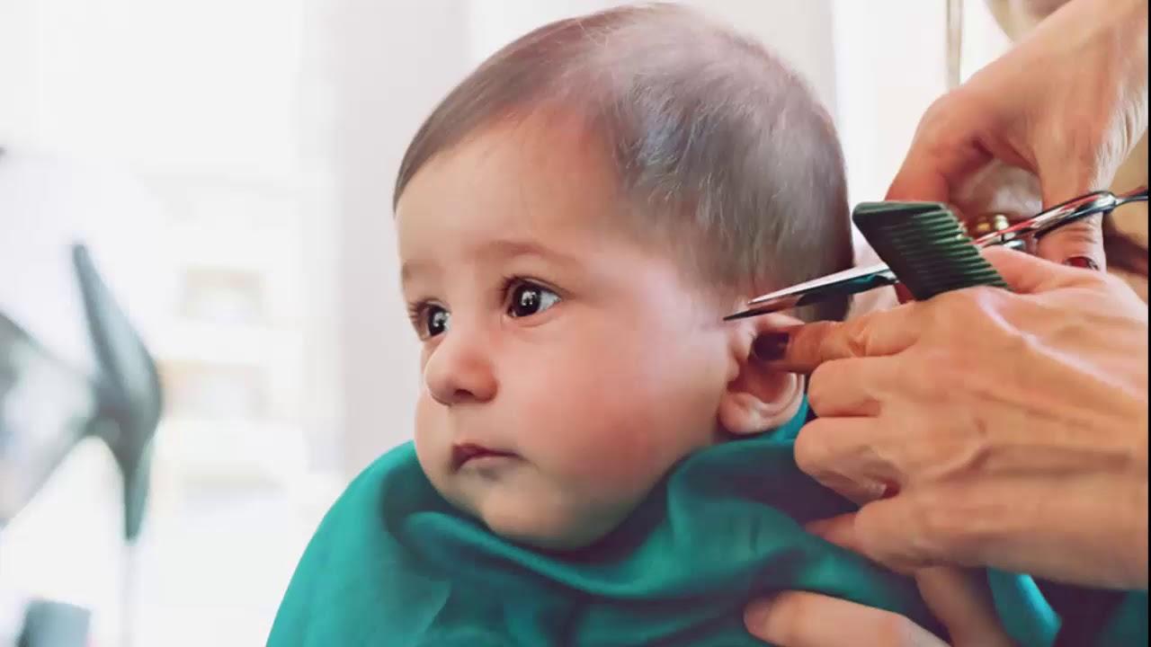 16. Có nên cắt tóc máu cho trẻ || Nuôi con thông minh