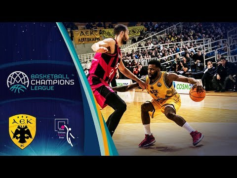 Aek V Telekom Baskets Bonn – Highlights – Round Of 16 – Basketball Champions League 2019-20