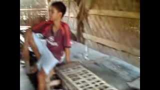interview pembuatan ONCOM di Kp. Pabuaran Lebak Ds. Girimulya Bogor