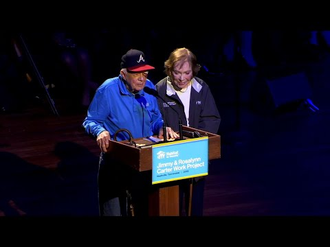 The Morning Rush - Jimmy Carter Suffers Fall But Still Honors Commitment To Help Build House