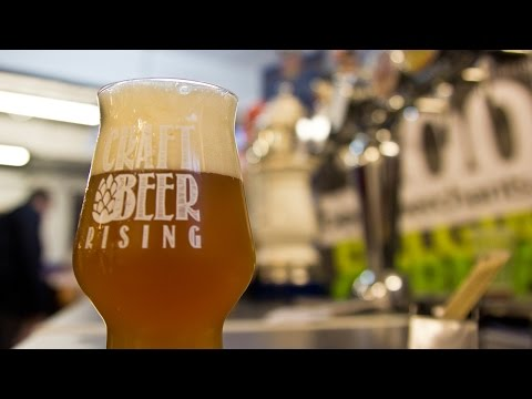 Craft Beer Rising review 2015 | The Craft Beer Channel