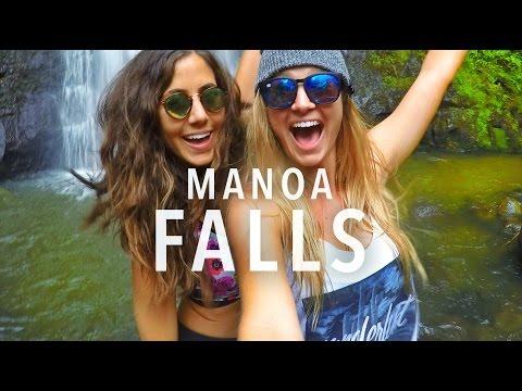 Manoa Falls in Hawaii