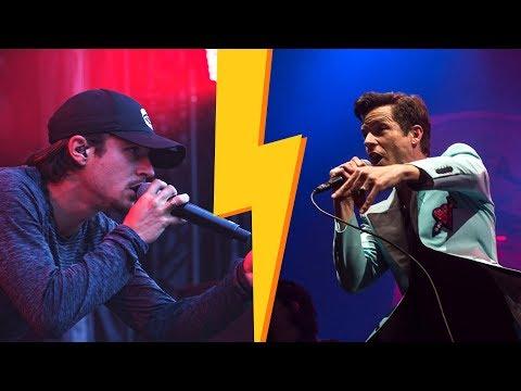 Lollapalooza Paris 2018 - Nekfeu vs The Killers ⚡