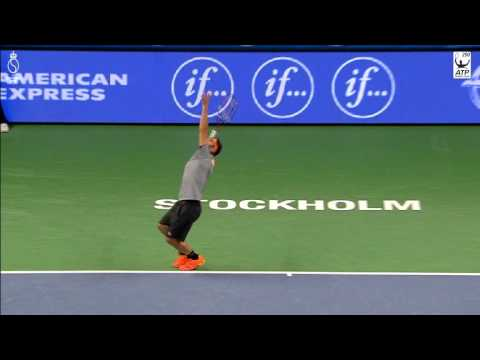Mondays highlights in If Stockholm Open