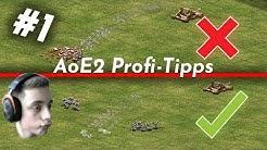 5 AoE2 Profi-Tipps die dir weiterhelfen! | #1