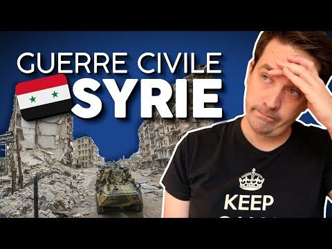 La Syrie, ce bordel ! Episode 1 - Parlons Y-stoire #23