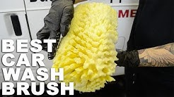 The Best Car & Truck Wash Brush
