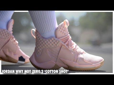 Jordan Why Not ZERO.2 'Cotton Shot