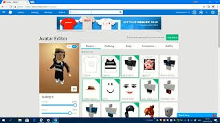 How to look cool on roblox (GIRLS)