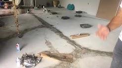 Terrazzo Floor Restoration Vero Beach,Fl